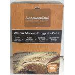 Caja de 12 Estuches Azúcar Moreno 100 Sobres / Estuche 7 g