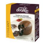 Coulant au chocolat ( de Chocolate ) Docello de Nestle