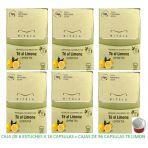 Caja de 6 Estuches de 16 Cápsulas Mps illy de Té Limón (Caja=96capsulas)