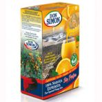 BAG-BOX 10L Zumo Disfruta Naranja DON SIMON  C/2BAGS