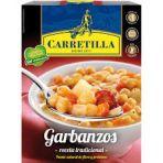Garbanzos receta tradicional carretilla