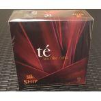 1 Caja Té Ceylan SHIP 100 unidades con filtro
