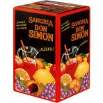 BAG-BOX 20L SANGRIA SON SIMON C/1BAG