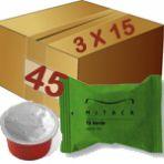 Caja de 3 Estuches de 15 Cápsulas Mps illy de Té Verde (Caja=45capsulas)