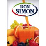 Bag-Box 10L Zumo Disfruta Multifruta DON SIMON C/2BAGS