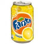 Fanta Limón 33 cl