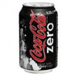 Coca Cola Zero Bote 33 cl