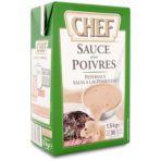 Salsa a las Pimientas SALSAS CHEF de Nestlé