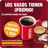 Promoción Taza Nescafé Edición 2013
