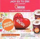 Elimina ese estrés disfrutando de un rico café Nestle
