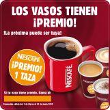 Promoción Taza Nescafé Edición 2016 Vending Asturias