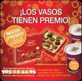 Promoción de Navidad Tu Caja Roja Nestlé