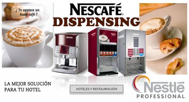 Servicios Dispensing Nestle Professional Decovending